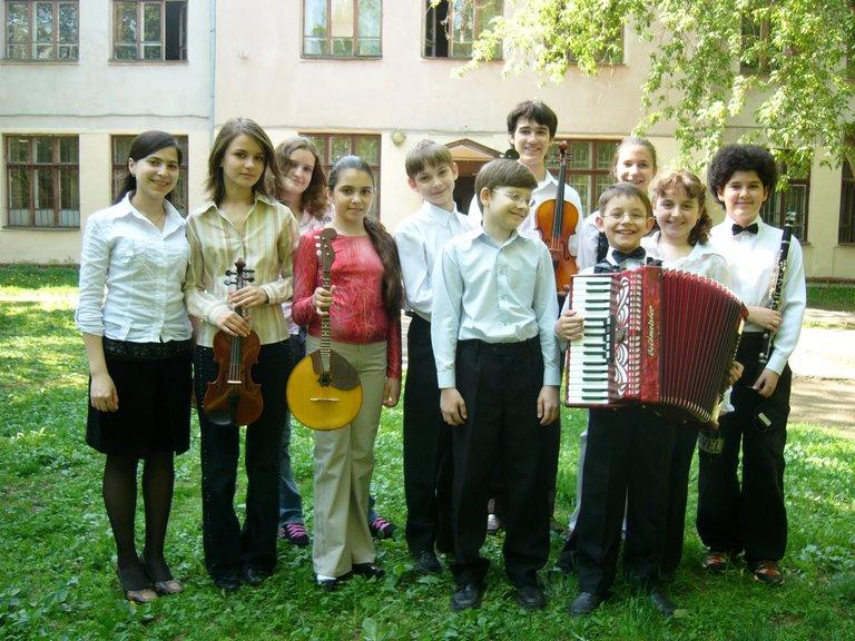 Детская музыкальная школа