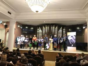 Закрытие фестиваля. Вручение дипломов дипломантов - 5 фестиваль 2018