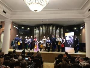 Закрытие фестиваля. Вручение дипломов лауреатов- 5 фестиваль 2018