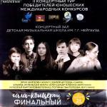 Концерт победителей юношеских конкурсов  (1)